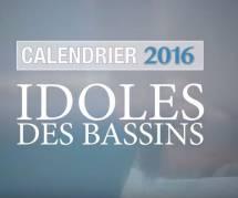 Idoles des bassins 2016 : le calendrier sexy de  Giacomo Perez-Dortona, Camille Lacourt & co'