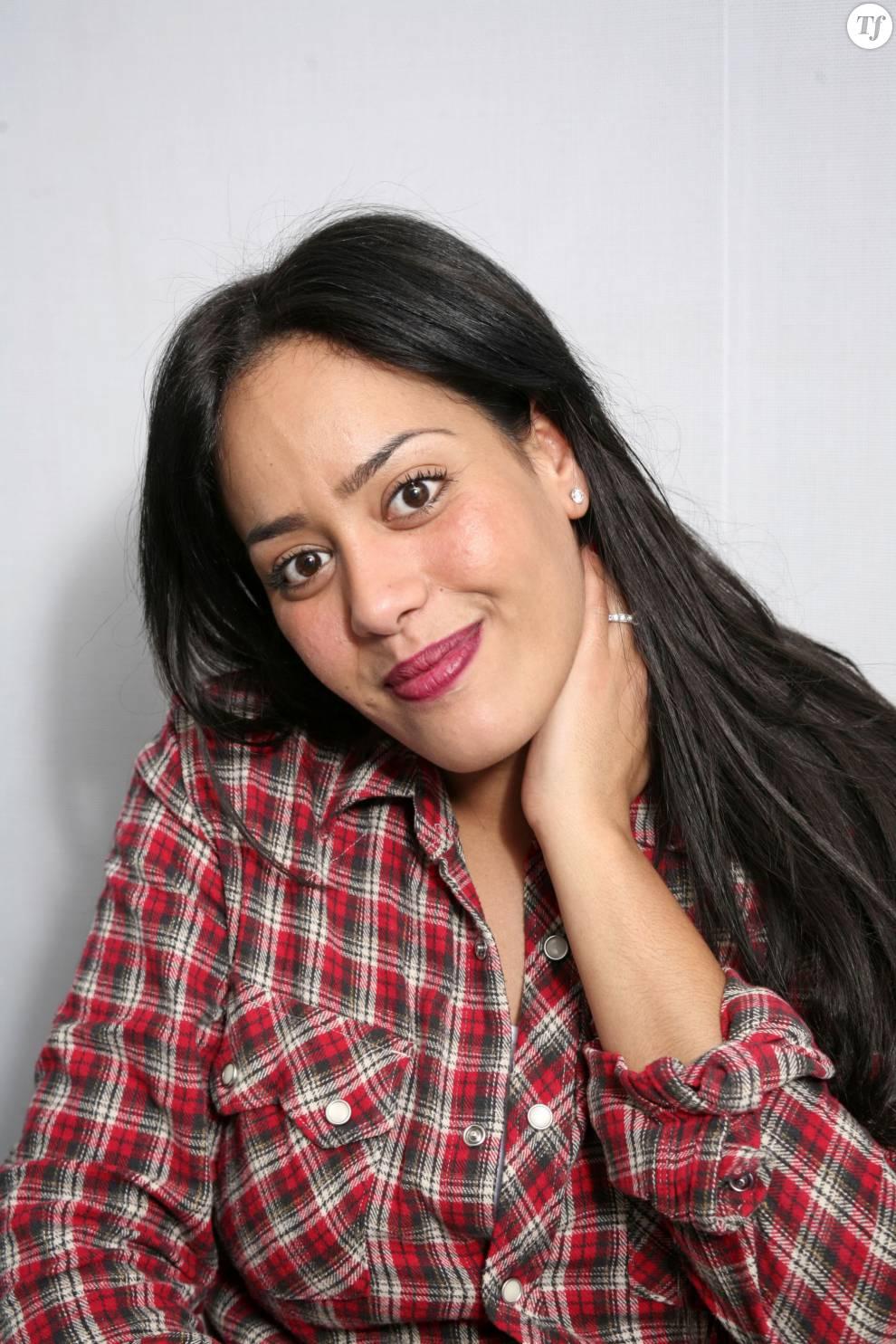 Portrait de Amel Bent 2014