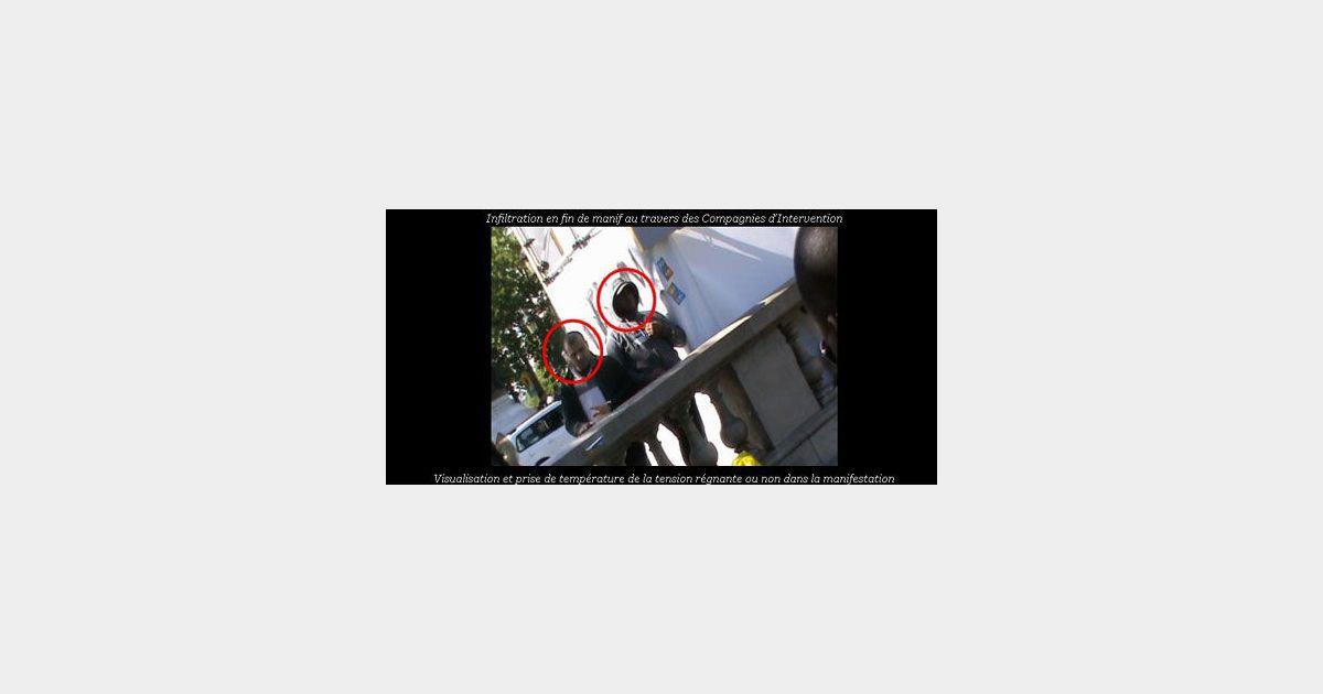 Copwatch le minist re de l 39 int rieur veut le blocage du for Le ministere de l interieur