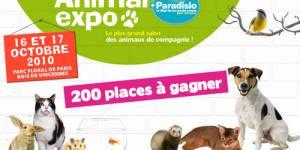 Infos pratiques et programme du salon « Animal Expo » 2011