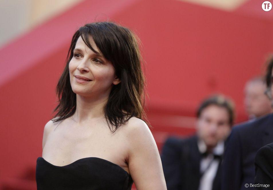 Juliette Binoche est celle qui représente le mieux le cinéma européen