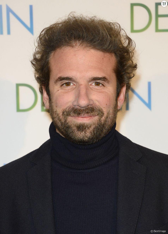 """Cyril Dion - Avant première du film """"Demain"""" au cinéma UGC Normandie à Paris, le 1er décembre 2015. © Coadic Guirec/Bestimage"""