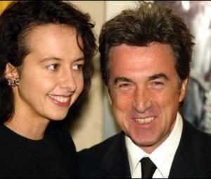 Valérie Bonneton et son ex-compagnon François Cluzet en 2003