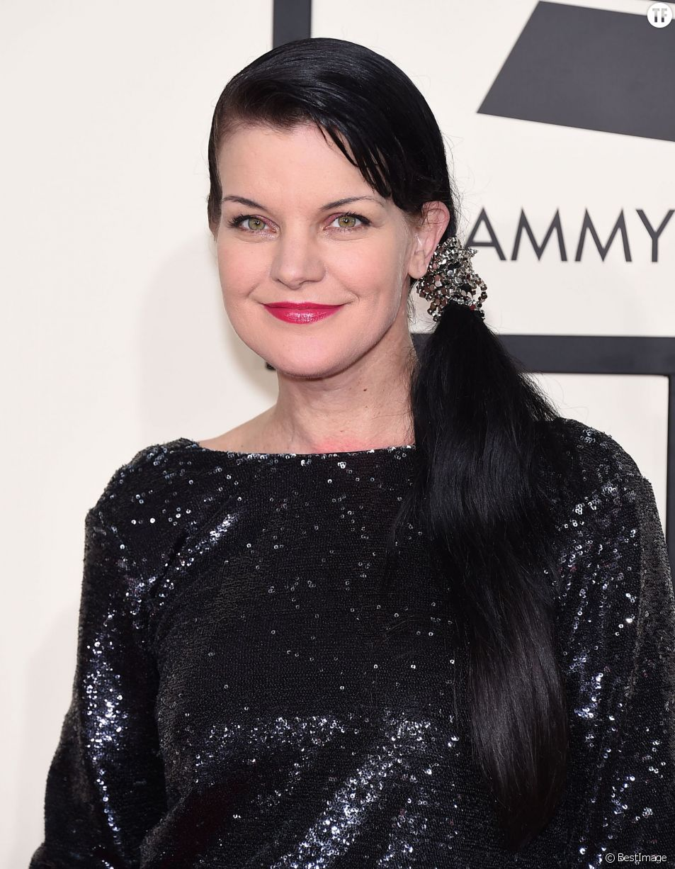 L'actrice Pauley Perrette