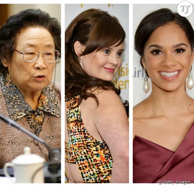 15 moments où les femmes ont été les reines du monde en 2015