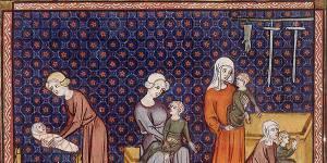 Maman au Moyen Âge et maman d'aujourd'hui : ce qui a vraiment changé