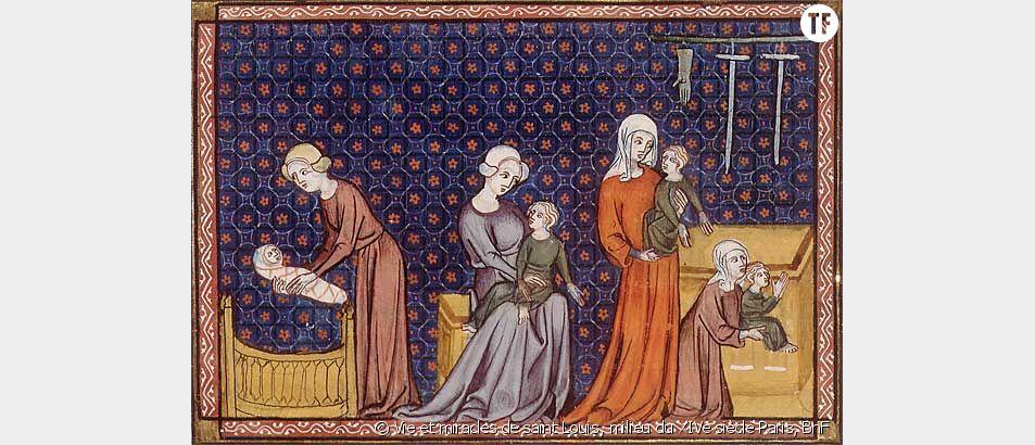 Découvrez la vie d'une jeune maman et de ses enfants durant l'ère médiévale