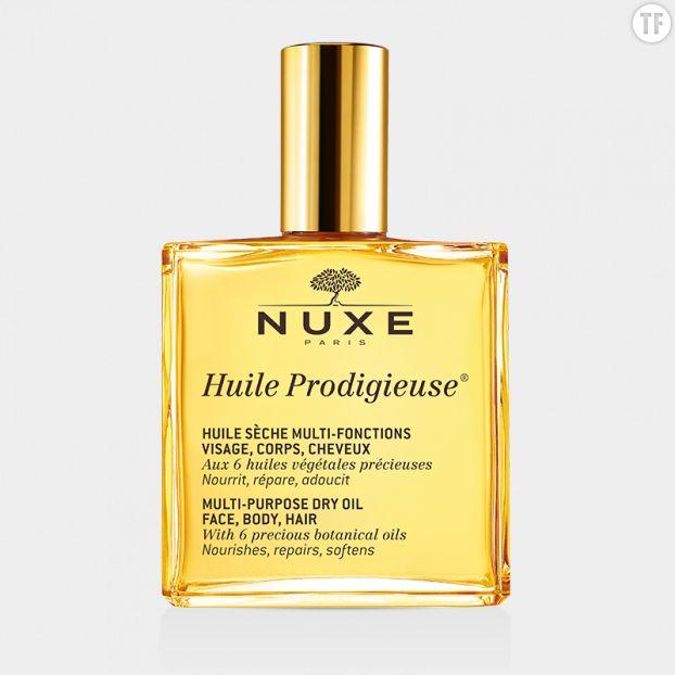 L'huile prodigieuse de Nuxe