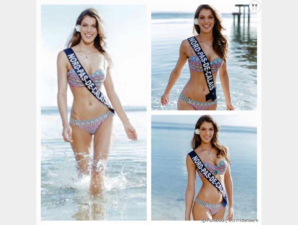 Iris Mittenaere - Miss Nord Pas de Calais 2015