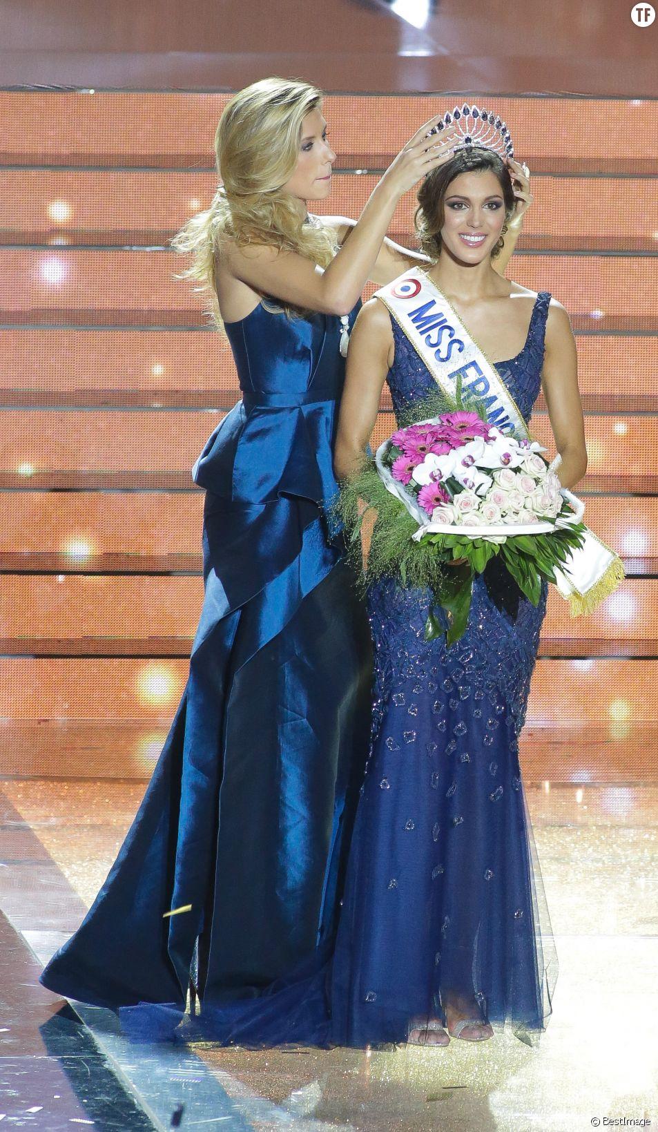 Iris Mittenaere Miss France 2016