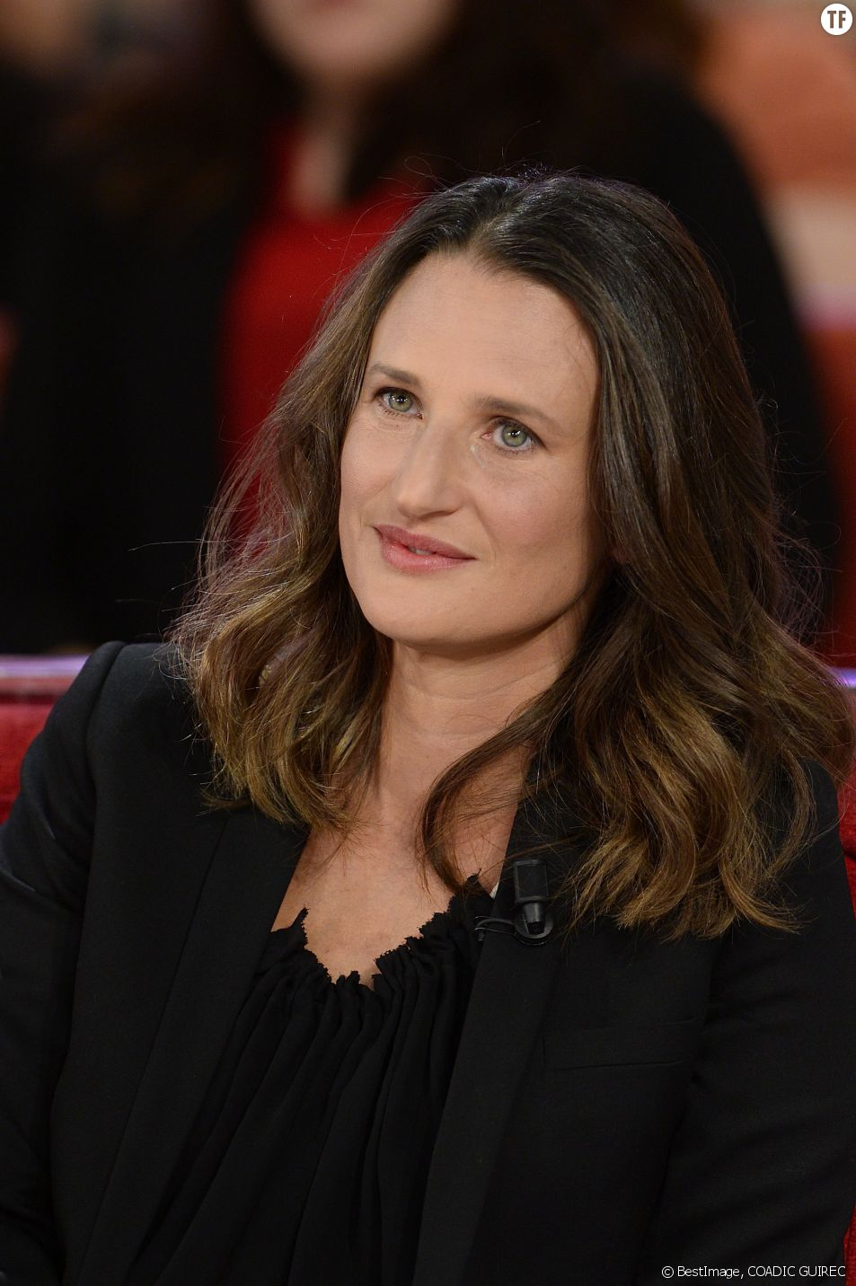 L'actrice Camille Cottin