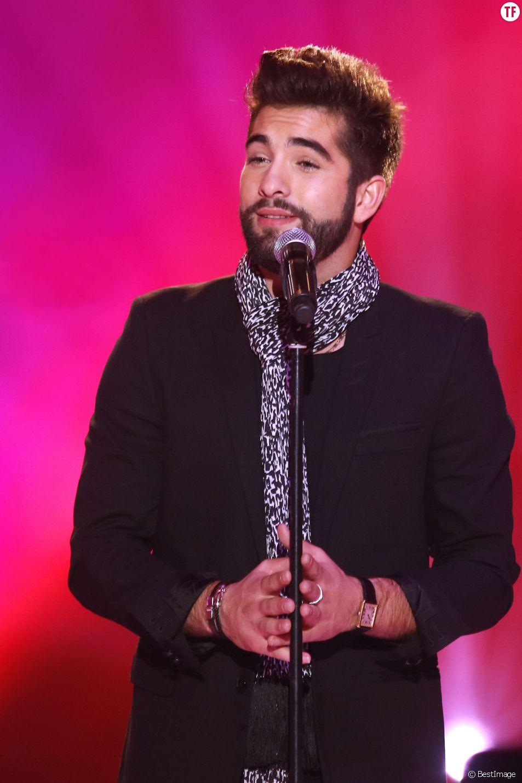 Le chanteur Kendji Girac