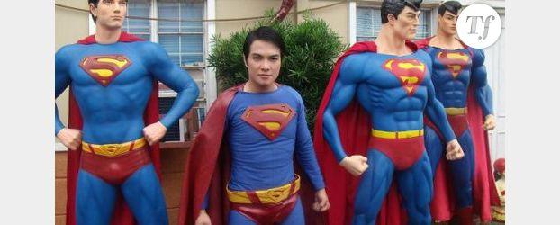 Herbert Chavez :  prêt à tout pour ressembler à Superman - Photo
