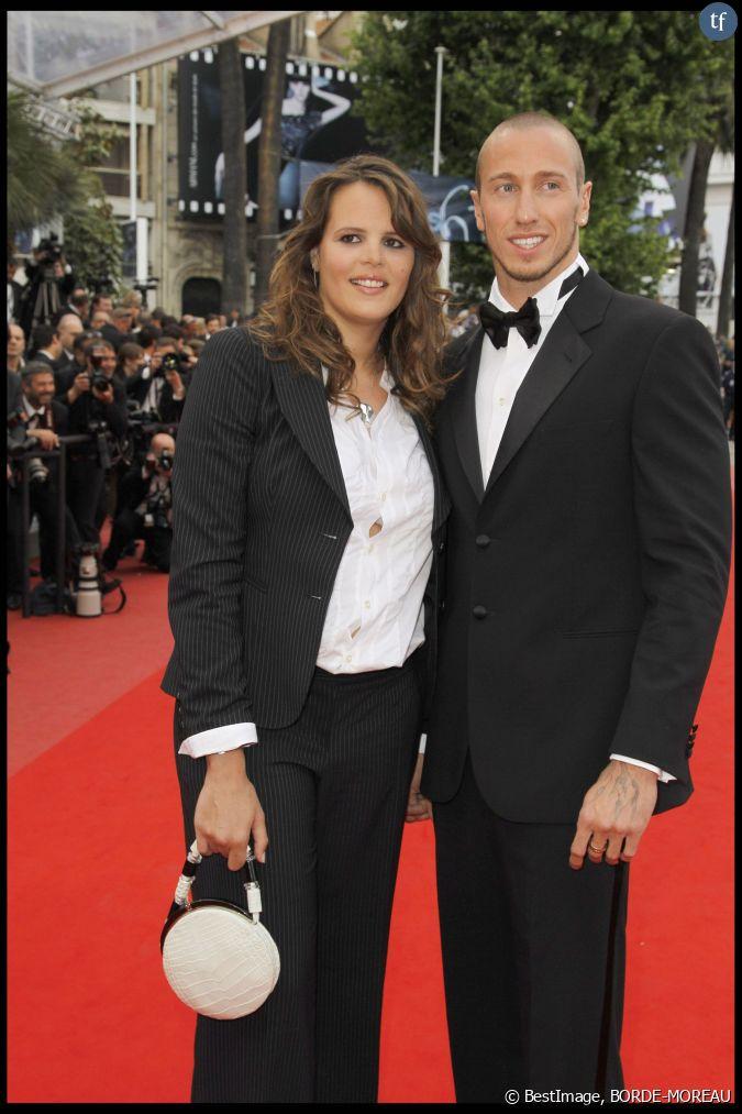 Laure manaudou et son ex compagnon fr d rick bousquet en 2010 - Compagnon de laure manaudou ...