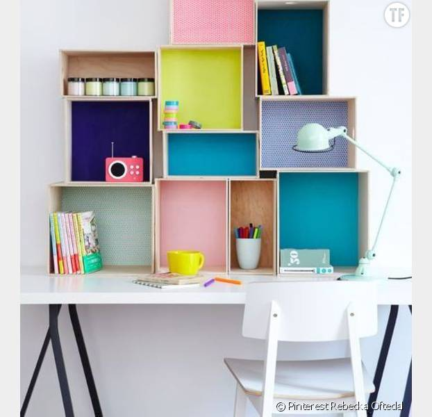 10 jolis bureaux denfants dnichs sur Pinterest