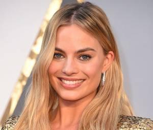 Le blond doré de Margot Robbie, lors de la crémonie des Oscars.