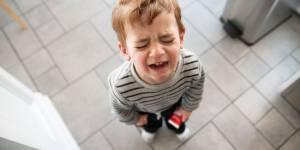 Comment gérer (dignement) le pétage de plomb d'un enfant en public ?