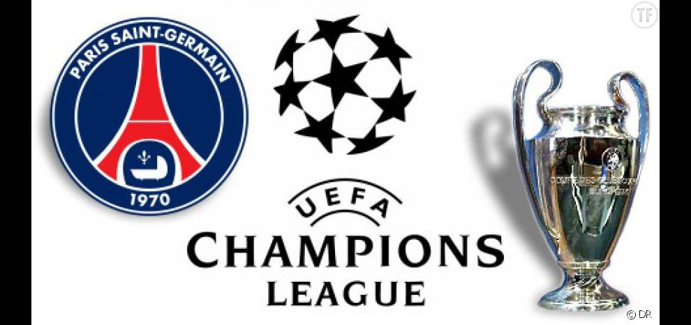 Le PSG en Ligue des Champions