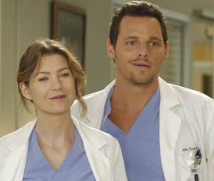 Grey's Anatomy saison 12 : Meredith et Alex bientôt en couple ? (spoilers)