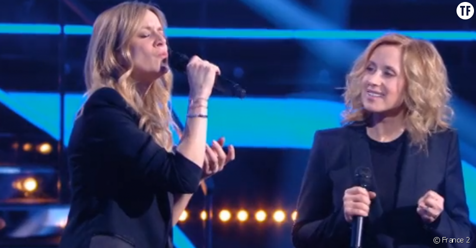 Duo de choc entre Lara Fabian et Véronic DiCaire