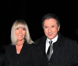 Michel Drucker et sa femme Dany Saval en 2007