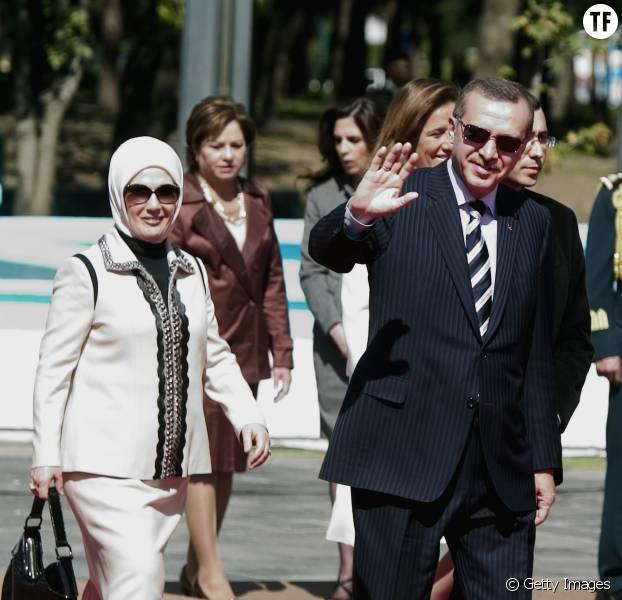 """Pour la Première dame turque, le harem est une """"école de la vie"""" pour les femmes"""