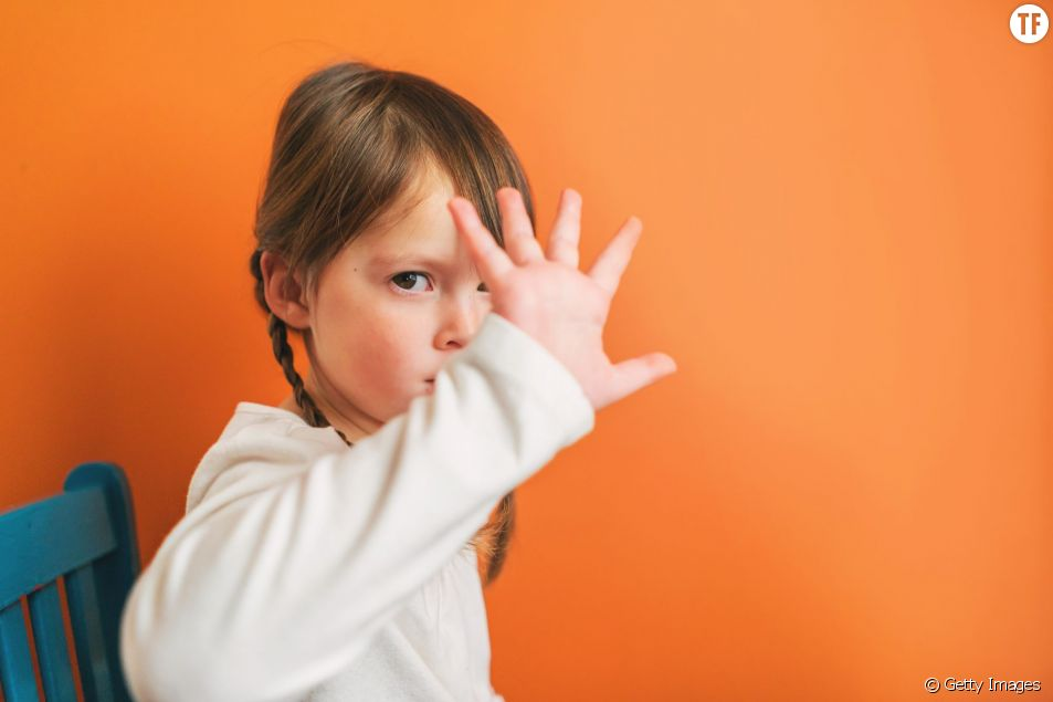 Les enfants ne veulent pas apparaître sur Facebook sans leur consentement
