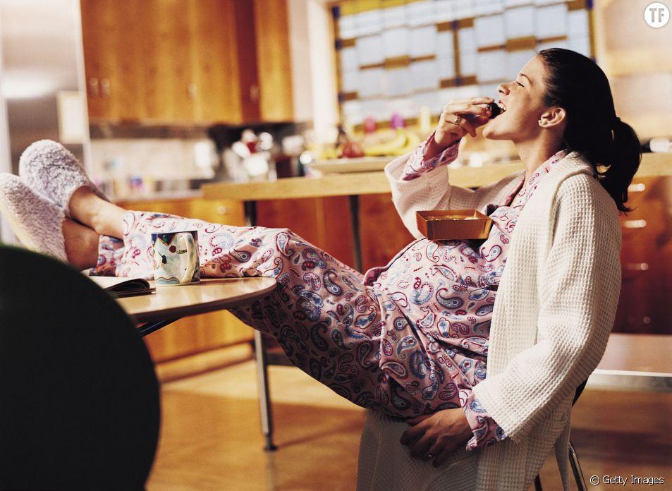 Les 7 raisons pour lesquelles toute femme enceinte devrait craquer pour du chocolat noir