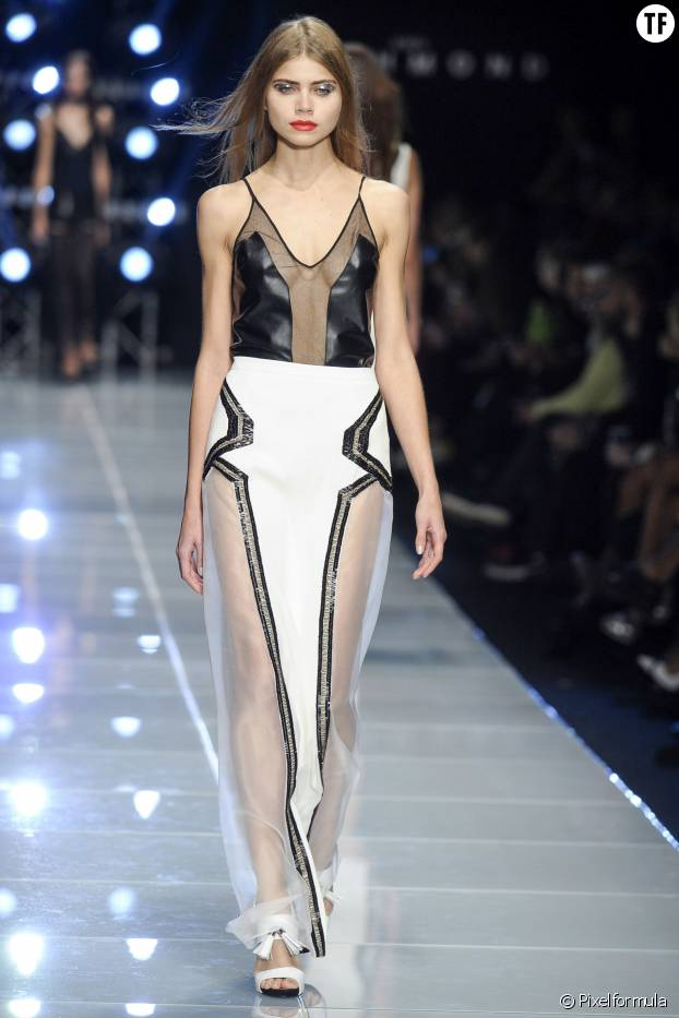 La transparence chez John Richmond