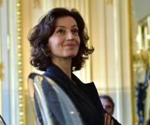 Audrey Azoulay, ministre de la Culture : elle n'a pas obtenu son poste grâce à Julie Gayet