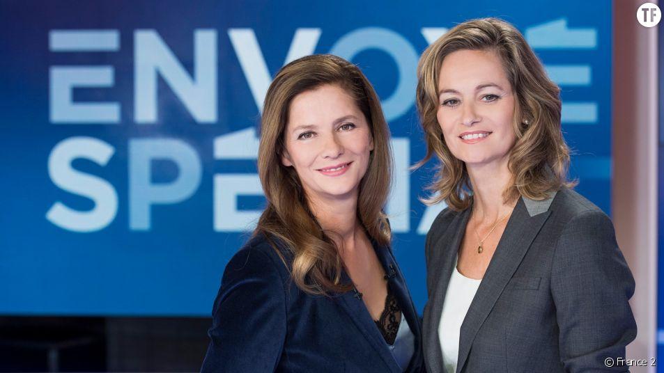 Envoyé Spécial : Actualité, les coulisses d'une mobilisation sur France 2 Pluzz Replay (17 mars)
