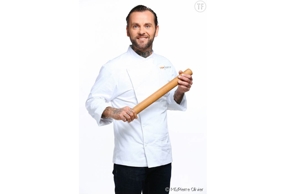 Franck Radiu de Top Chef 2016