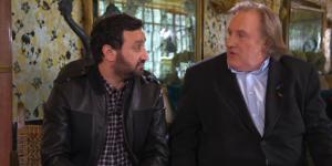TPMP : Quand Cyril Hanouna et Gérard Depardieu se racontent leurs premiers émois sexuels (vidéo)