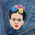 Pin's Frida Kahlo, 9 euros sur  Etsy