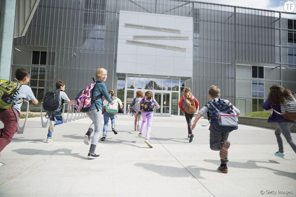 L'école qui fait courir les enfants