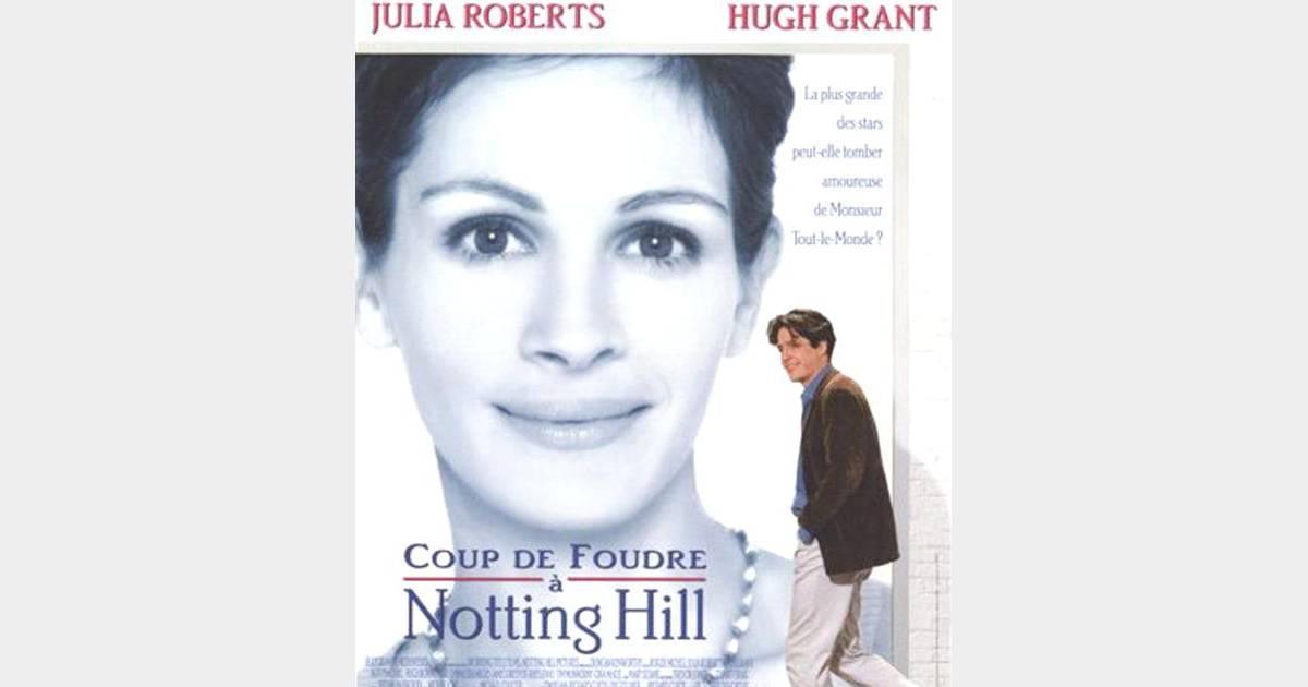 Coup de foudre notting hill 5 choses savoir sur le - Julia roberts coup de foudre a notting hill ...