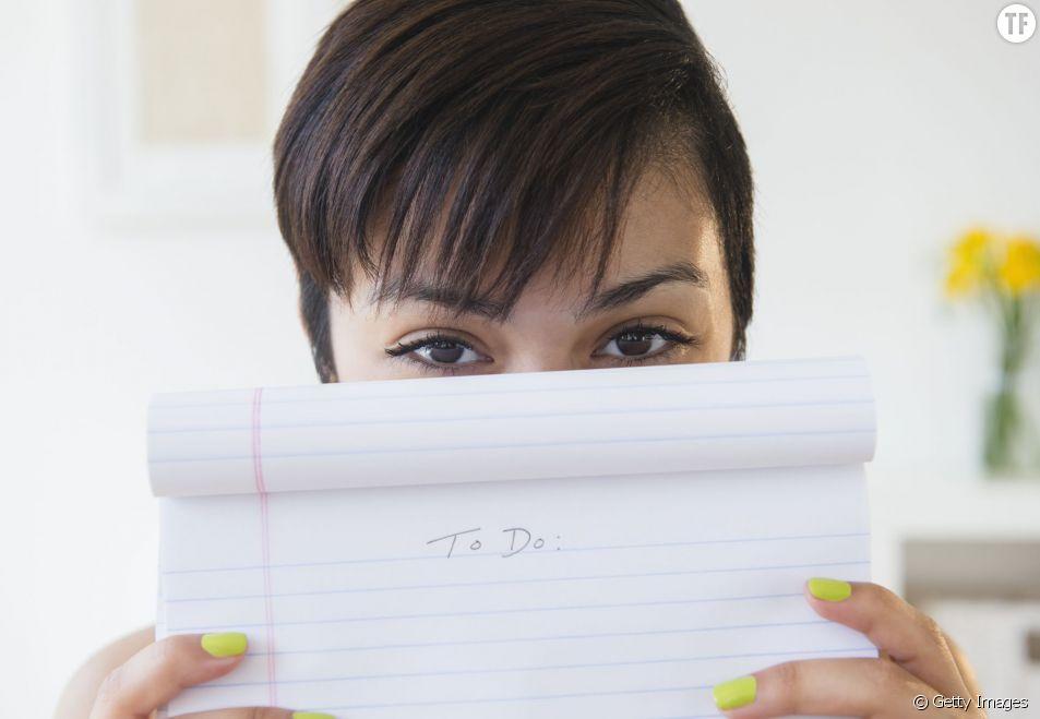 La to do list des procrastinateurs