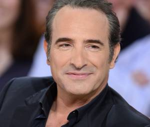 Le comédien Jean Dujardin