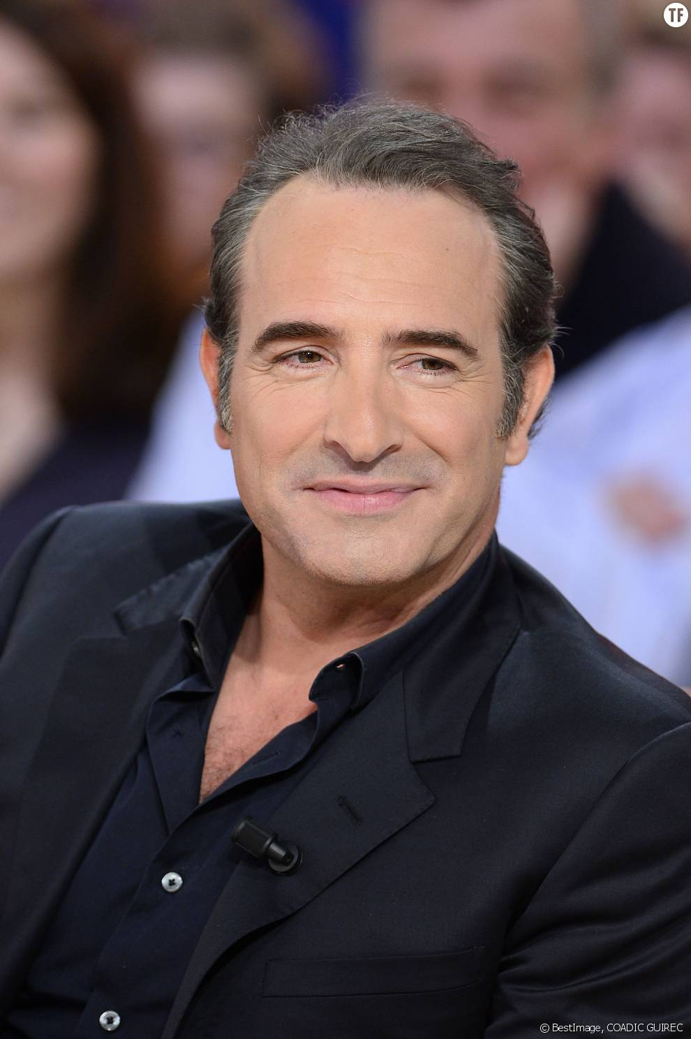 Le com dien jean dujardin terrafemina for Jean dujardin photo