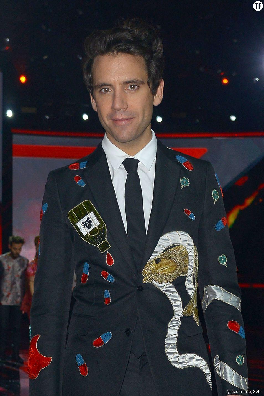 Le chanteur Mika