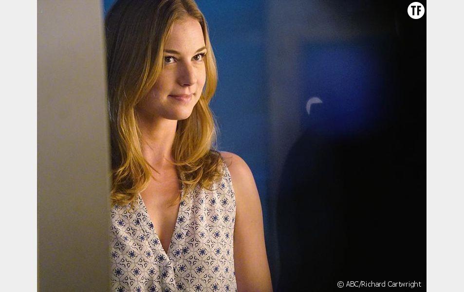 Emily VanCamp dans la série Revenge