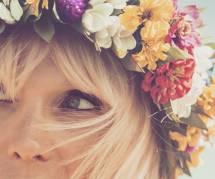 DIY : comment réaliser la couronne de fleurs du printemps-été 2016