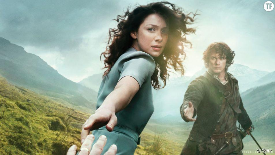 Outlander, la série de Starz