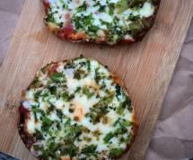La recette étonnante des champignons-pizzas pour l'apéro