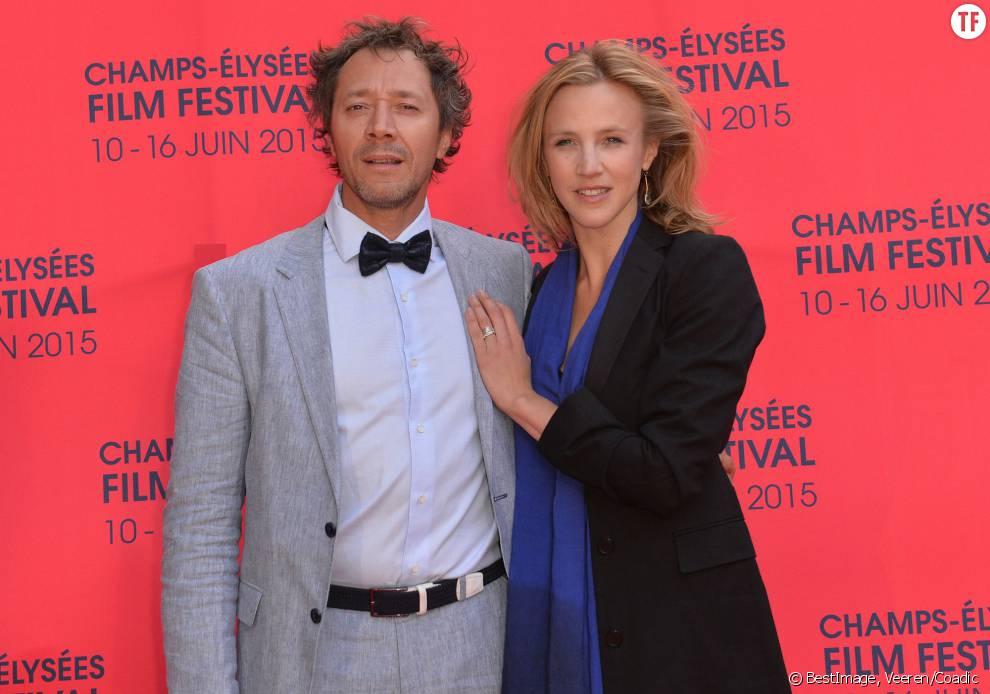 Bruno Debrandt et sa femme Marie Kremer