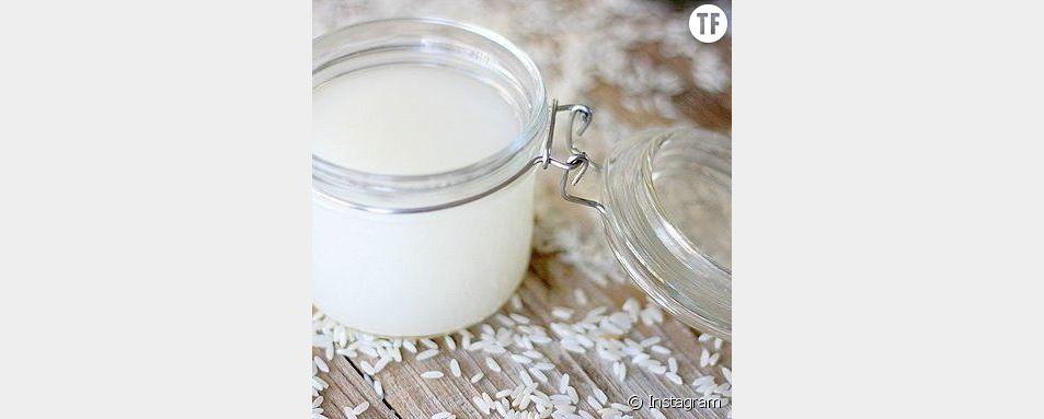 L'eau du riz: un produit miracle pour nos cheveux! (©Instagram indobeautygram )