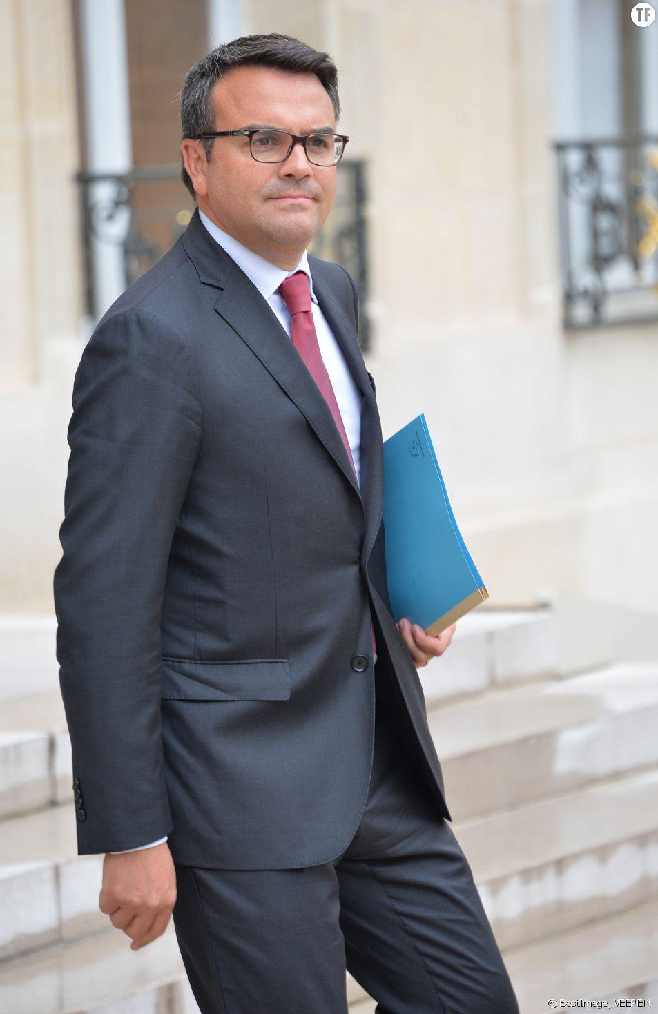 Thomas Thévenoud, ancien secrétaire d'état chargé du Commerce extérieur, de la Promotion du tourisme et des Français de l'étranger