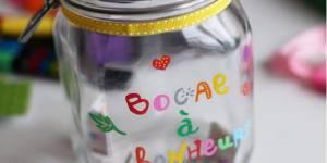 Et si on adoptait le bocal à bonheur ?