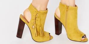 Tendances chaussures printemps-été 2016 : quelles shoes à nos pieds ?