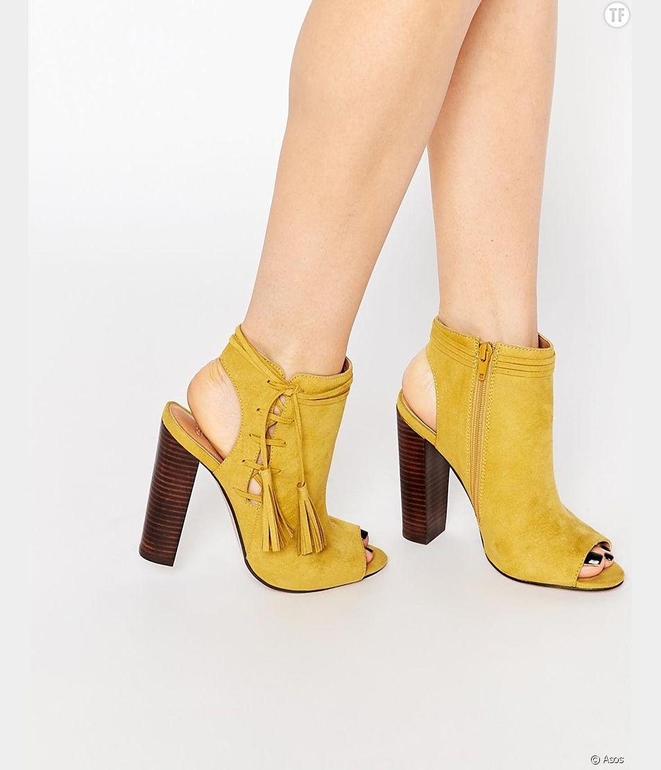 29f373ffec9a8 Tendances chaussures printemps-été 2016 : quelles shoes à nos pieds ...